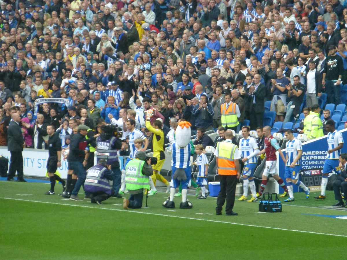 Season ticket seat pictures 2013/4 season image number 0038